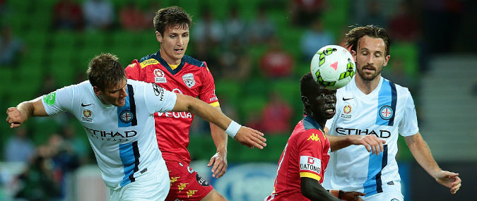 Prediction for Melbourne City vs Adelaide United