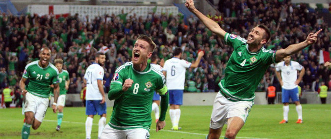 Prediction for Northern Ireland vs Slovenia