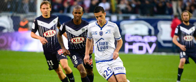 Prediction for Troyes vs Bordeaux