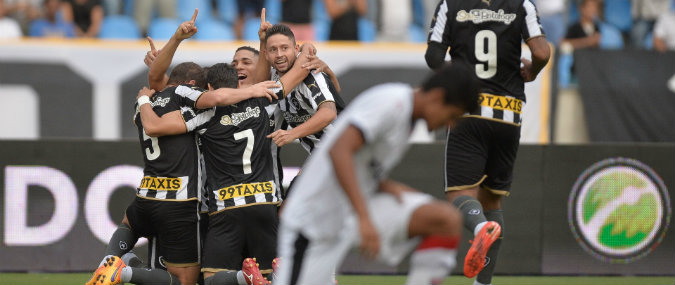 Botafogo vs Vitoria Prediction 12 June 2016