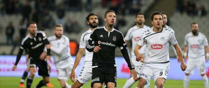 Konyaspor vs Besiktas Prediction 19 May 2016