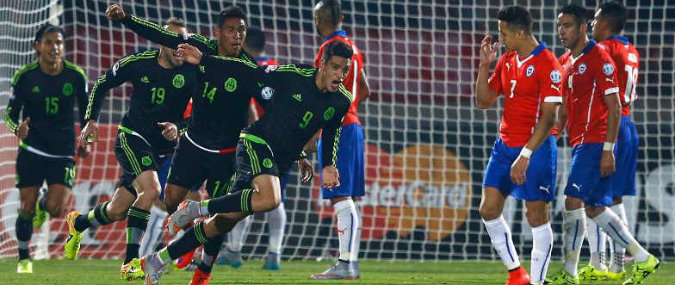 Mexico vs Chile Prediction 19 June 2016