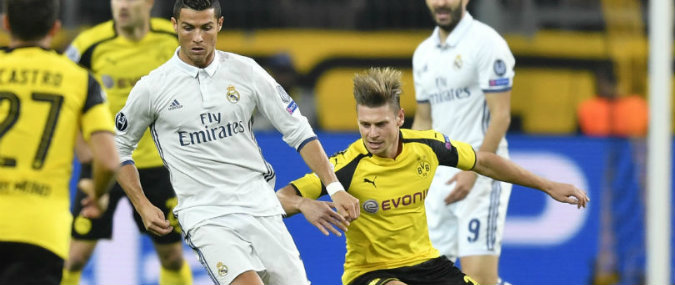 Real Madrid vs Borussia Dortmund Prediction 6 December 2017
