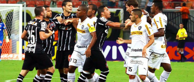 Corinthians vs Botafogo RJ Prediction 2 July 2017