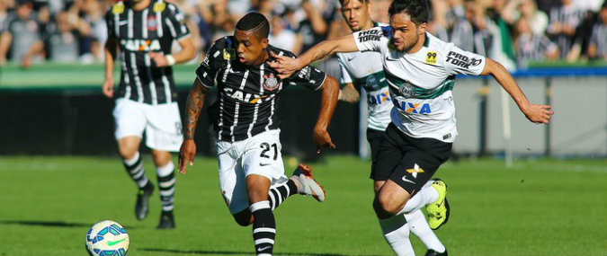 Coritiba vs Corinthians Prediction 18 June 2017
