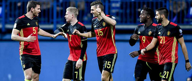 Belgium vs Mexico Prediction 10 November 2017