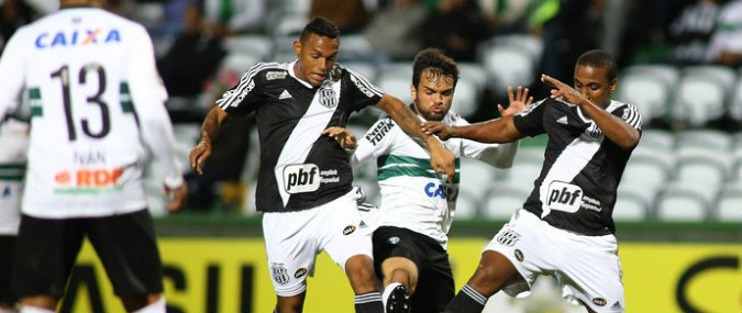 Coritiba vs Ponte Preta Prediction 13 November 2017