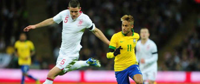 England vs Brazil Prediction 14 November 2017
