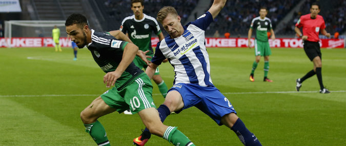 Hertha BSC vs Schalke 04 Prediction 14 October 2017