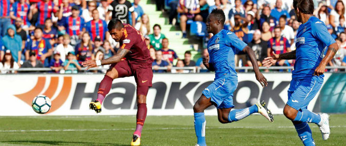 Getafe vs Malaga Prediction 12 January 2018