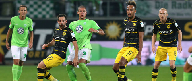 Borussia Dortmund vs Wolfsburg Prediction 14 January 2018