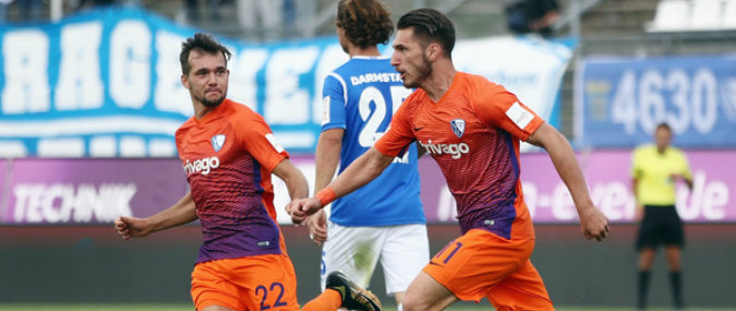 Bochum vs Darmstadt Prediction 9 February 2018