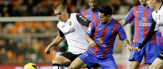 Valencia vs Levante Prediction 11 February 2018
