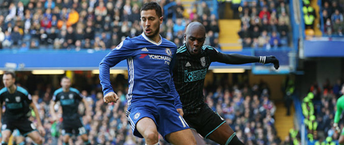 Chelsea vs West Bromwich Prediction 12 February 2018