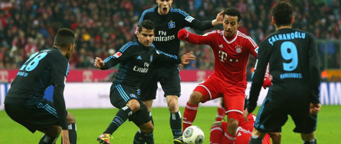Bayern Munich vs Hamburger SV Prediction 10 March 2018