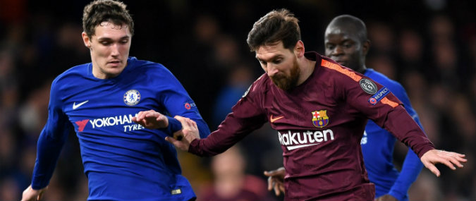 Barcelona vs Chelsea Prediction 14 March 2018