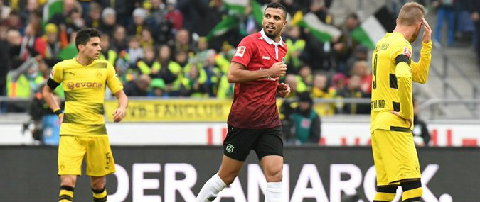 Borussia Dortmund vs Hannover Prediction 18 March 2018