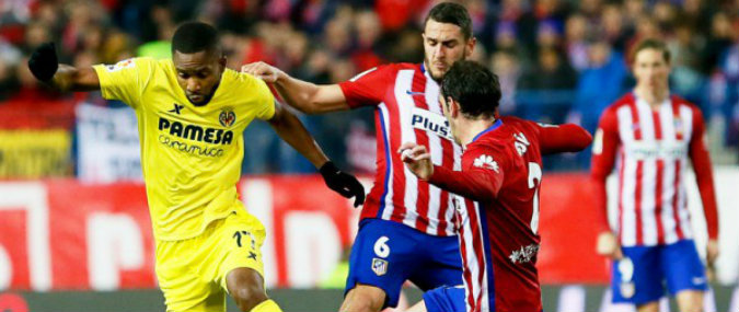 Villarreal vs Atletico Madrid Prediction 18 March 2018