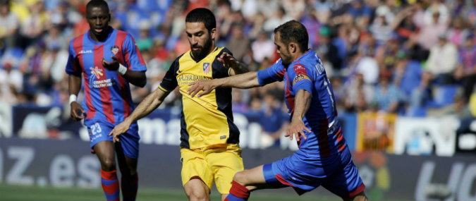 Atletico Madrid vs Levante Prediction 15 April 2018