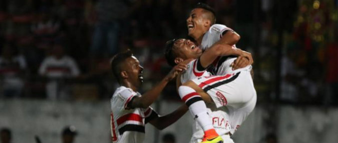 Sao Paulo vs Vitoria Prediction 13 June 2018