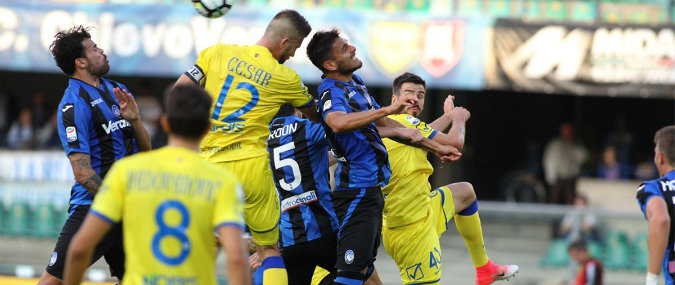 ChievoVerona vs Atalanta Prediction 21 October 2018