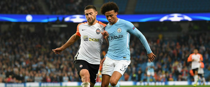 Manchester City vs Shakhtar Donetsk Prediction 07 November 2018