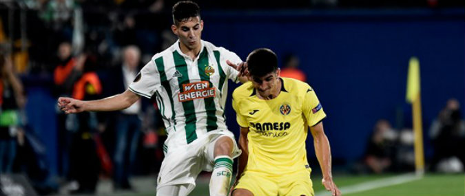 Rapid Vienna vs Villarreal Prediction 08 November 2018