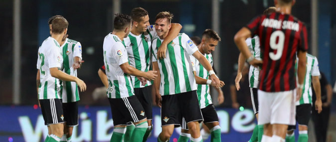 Real Betis vs Milan Prediction 08 November 2018