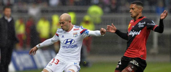 Lyon vs Guingamp Prediction 15 February 2019