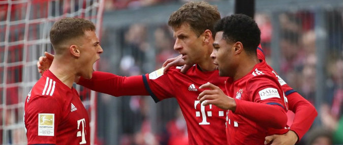 Fortuna Düsseldorf vs Bayern Munich Prediction 14 April 2019