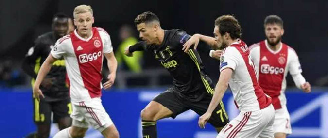 Juventus vs Ajax Prediction 16 April 2019