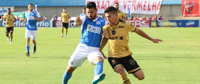 Vila Nova FC vs Sao Bento Prediction 12 June 2019