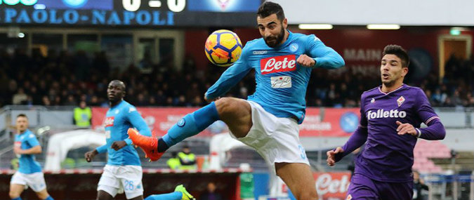 Fiorentina vs Napoli Prediction 24 August 2019
