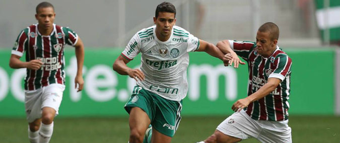 Palmeiras vs Fluminense Prediction 11 September 2019