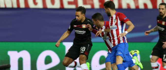 Atletico Madrid vs Bayer Leverkusen Prediction 22 October 2019