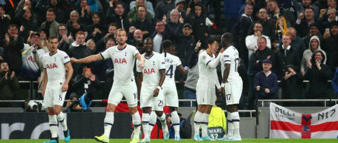 Tottenham Vs Fk Crvena Zvezda Prediction 22 October 2019