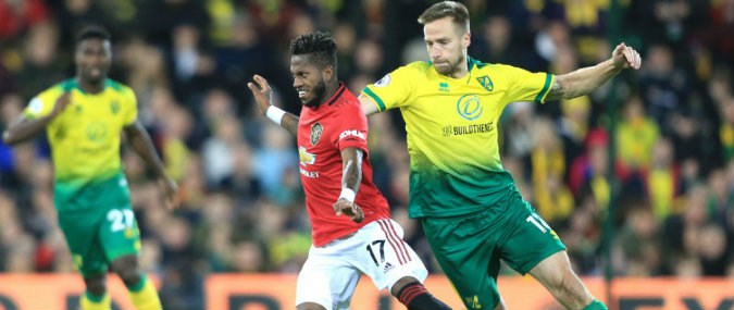 Manchester United vs Norwich Prediction 11 January 2020