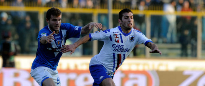 Sampdoria vs Brescia Prediction 12 January 2020