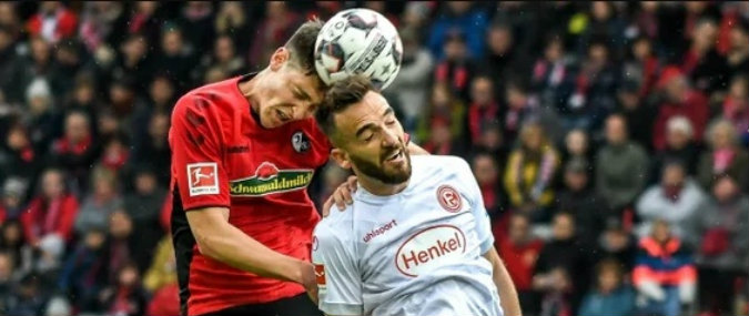 Freiburg vs Fortuna Dusseldorf Prediction 22 February 2020