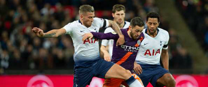 Tottenham vs Manchester City Prediction 21 November 2020
