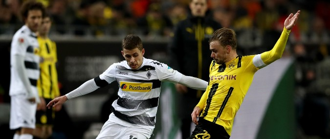Borussia Monchengladbach vs Borussia Dortmund Prediction 22 January 2021