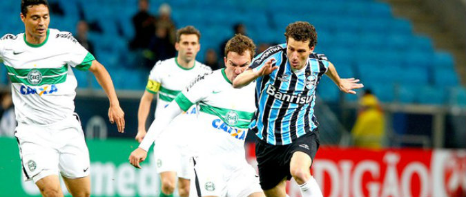 Gremio vs Coritiba Prediction 30 May 2016
