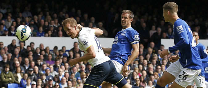 Everton vs Tottenham Prediction 13 August 2016