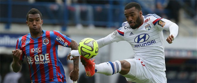 Lyon vs Caen Prediction 19 August 2016