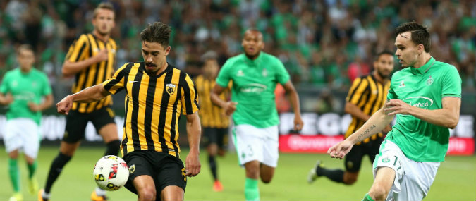 AEK Athens vs Saint-Etienne Prediction 4 August 2016