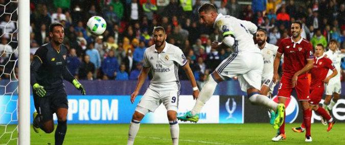 ... Real Madrid vs Sevilla Prediction 4 January 2017