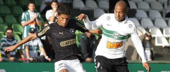 Coritiba vs Botafogo Prediction 9 July 2016