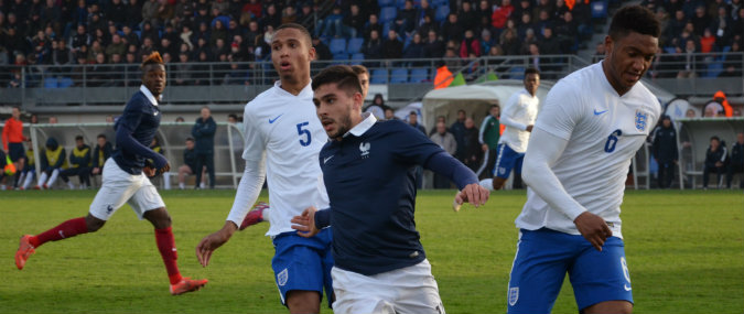 France U19 vs England U19 Prediction 12 July 2016