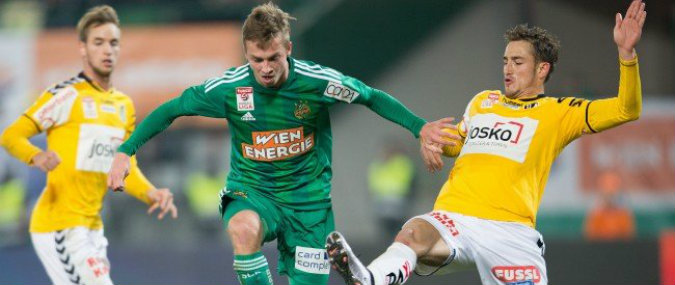 Rapid Vienna vs Ried Prediction 23 July 2016