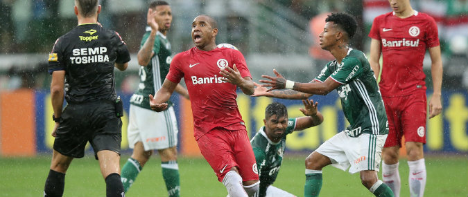 Palmeiras vs Internacional Prediction 18 May 2017